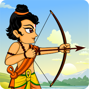 The Little Indian Archer icon