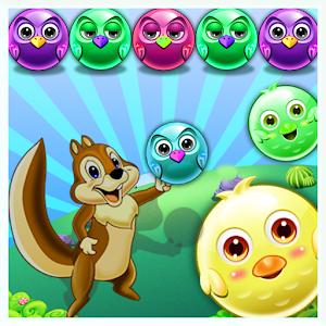 Puzzle Bubble Bird Shooter icon