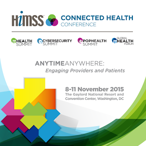 HIMSS Connected Health Conf. icon