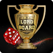 Backgammon – Lord of the Board – Online Board Game icon