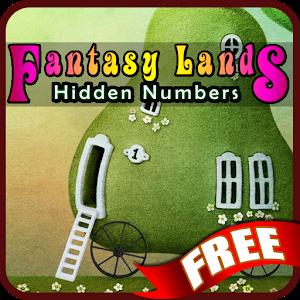 Fantasy Lands Hidden Numbers icon
