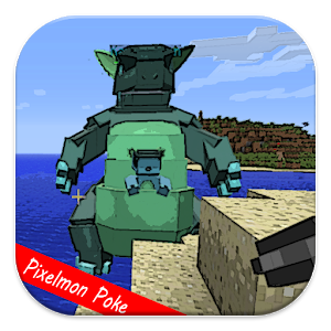 Mod Pixelmon Server MCPE - AppRecs