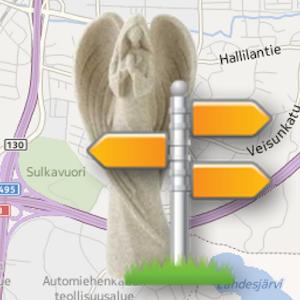 Walking Navigation (Guide Me!) icon