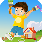 Best Escape Game 405 - Painter Boy Rescue Game icon