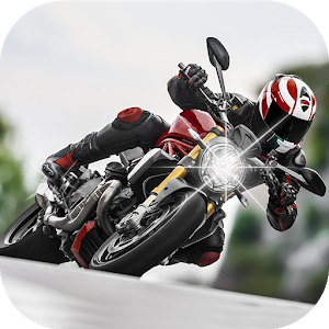 Sports Bike Drag Racing Game icon