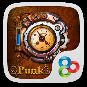 Punk GO Locker Theme icon