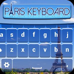 Paris Keyboard Customizer icon