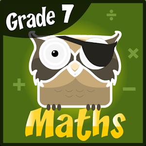 Maths Quiz Grade 7 icon