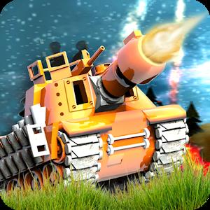 Tank Battles Go icon