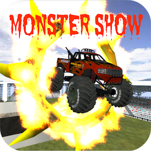 Extreme Monster Truck Show 4x4 icon