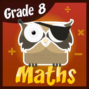 Maths Quiz Grade 8 icon