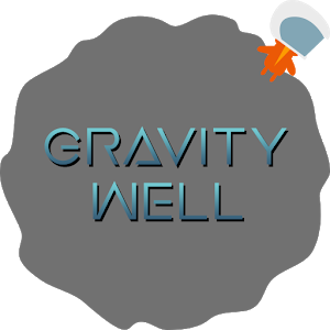 Gravity Well: Asteroid Hopping icon