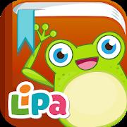 Lipa Frog: The Book icon