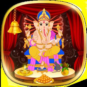 Dancing Talking Ganesha icon