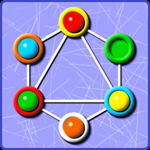 Balls Lines Holes: Slide Puzzle icon