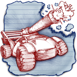 Scribbled Arena- PvP Battle icon