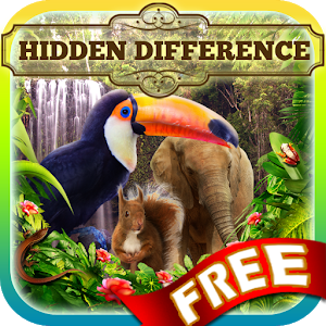 Hidden Difference - Jungle icon
