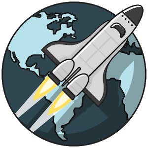 Rocket Number icon