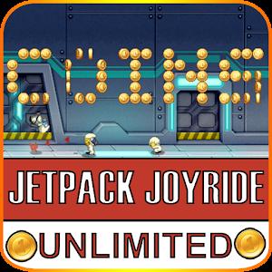 Cheats - Jetpack Joyride prank icon