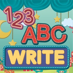 123 ABC WRITE icon