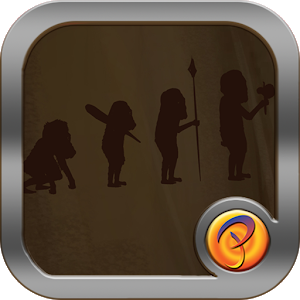 A evolução humana icon