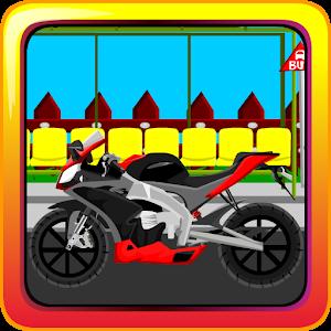 Red Bike Escape icon