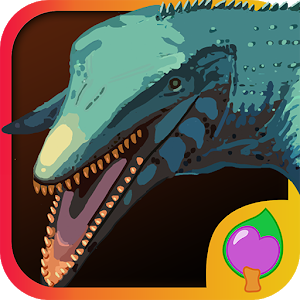 수장룡 키우기 공룡게임-아기 공룡 코코 공룡탐험 시리즈 icon