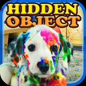Hidden Object - Dog Happy Life icon