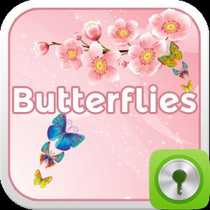 Butterflies Locker icon