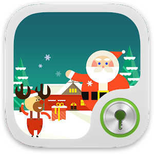 Christmas Wish GO Locker Theme icon