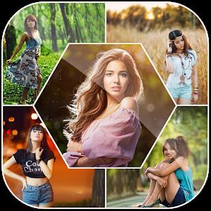 Photo Collage Memories Frame icon