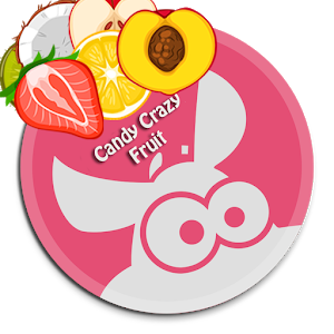 Candy Crazy Fruits icon