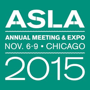 ASLA 2015 Annual Meeting, EXPO icon