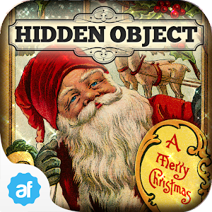 Hidden Object: Merry Christmas icon