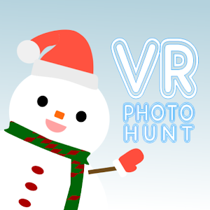 X'mas VR Photo Hunt Free icon