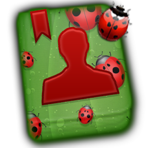 GO CONTACTS - Lady Bug Cuties icon