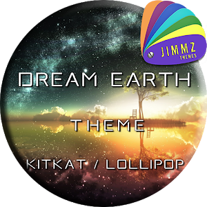 Jimmz Theme - Dream Earth icon