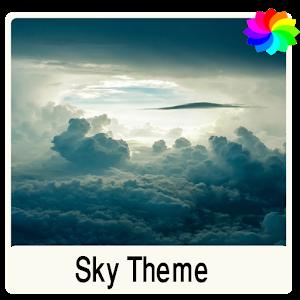 Sky Xperia Theme icon