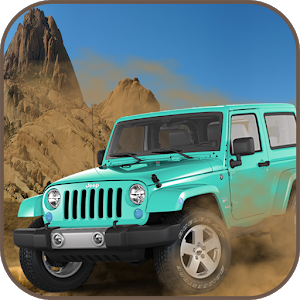 3D Hill Climbing 4x4 Race icon