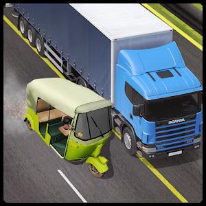 Tuk Tuk Traffic Racer icon
