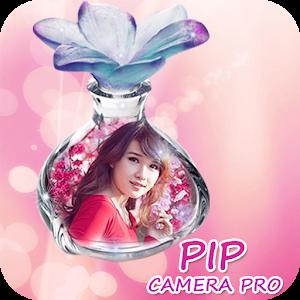 PIP Camera Photo Editor App icon