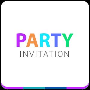 Party Invitation Cards Apprecs