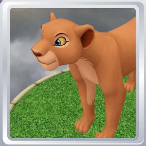 Virtual Pet 3D - Cartoon Lion icon