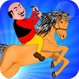 Motu Patlu Unicorn Rider icon