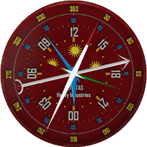 Survivor Compass & GPS icon