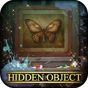 Hidden Object - Art World icon