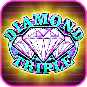Diamond Triple Slot Machine icon