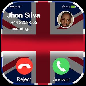 UK Full Screen Caller ID icon