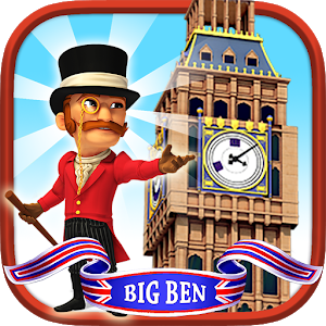 Monument Builders - Big Ben icon