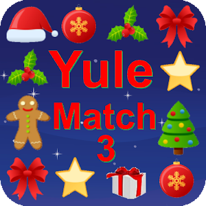 Yule Match 3 icon